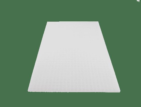 Vignette tapis transparent front la manufacture du pixel - Tapis bureau transparent ...