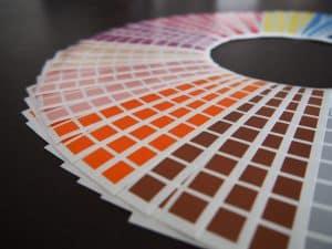 gommettes stickers carré