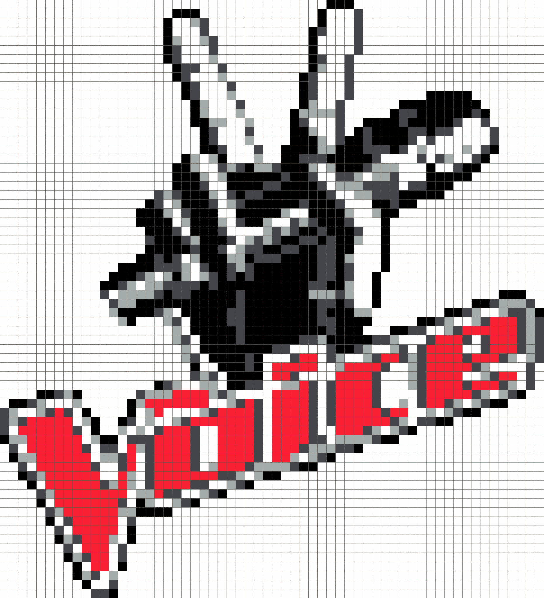 The Voice Pixel Art Mosaïque La Manufacture Du Pixel