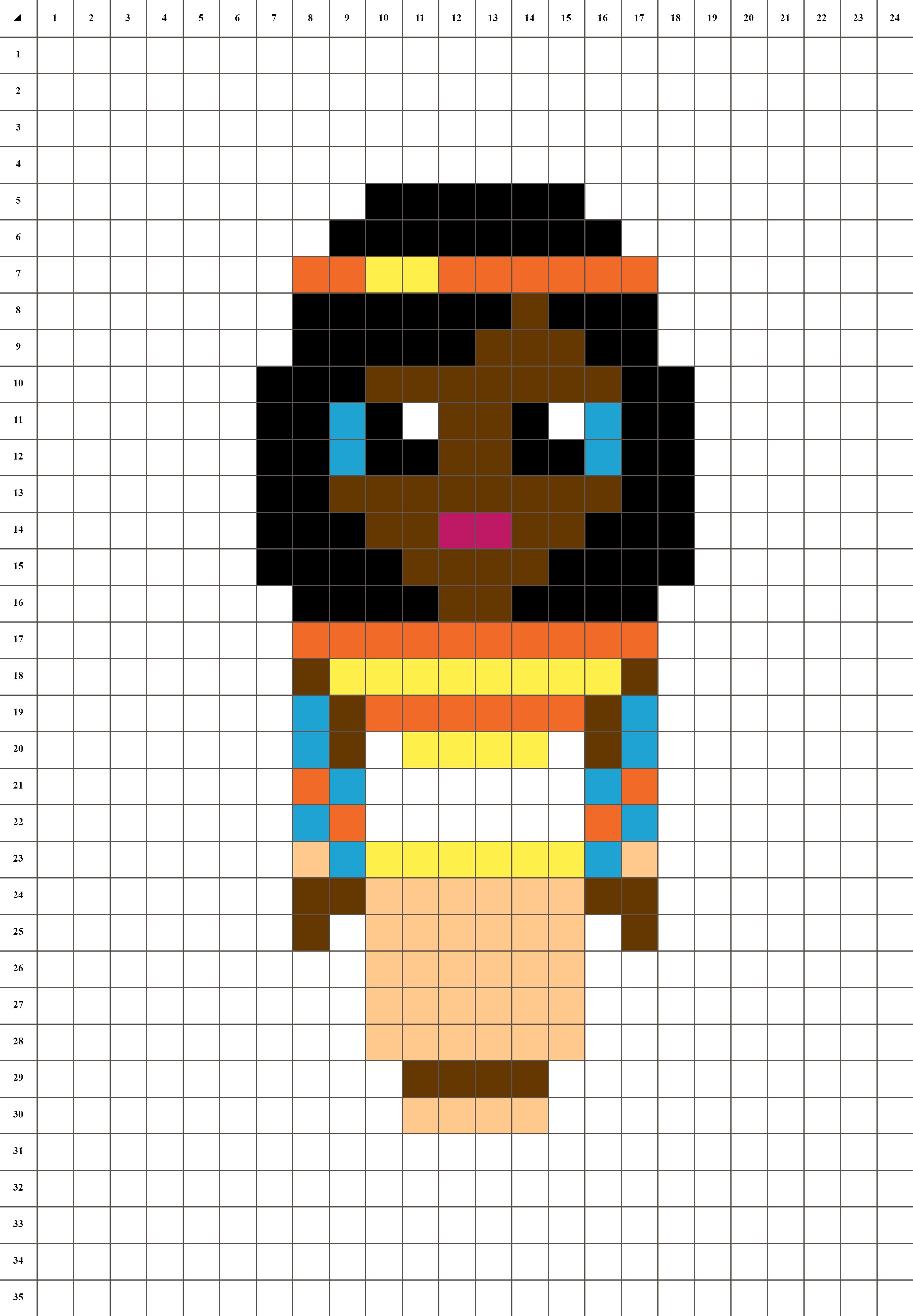 Cléopâtre Reine Degypte Pixel Art La Manufacture Du Pixel