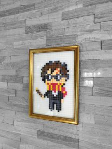 Harry Potter Pixel Art photo1