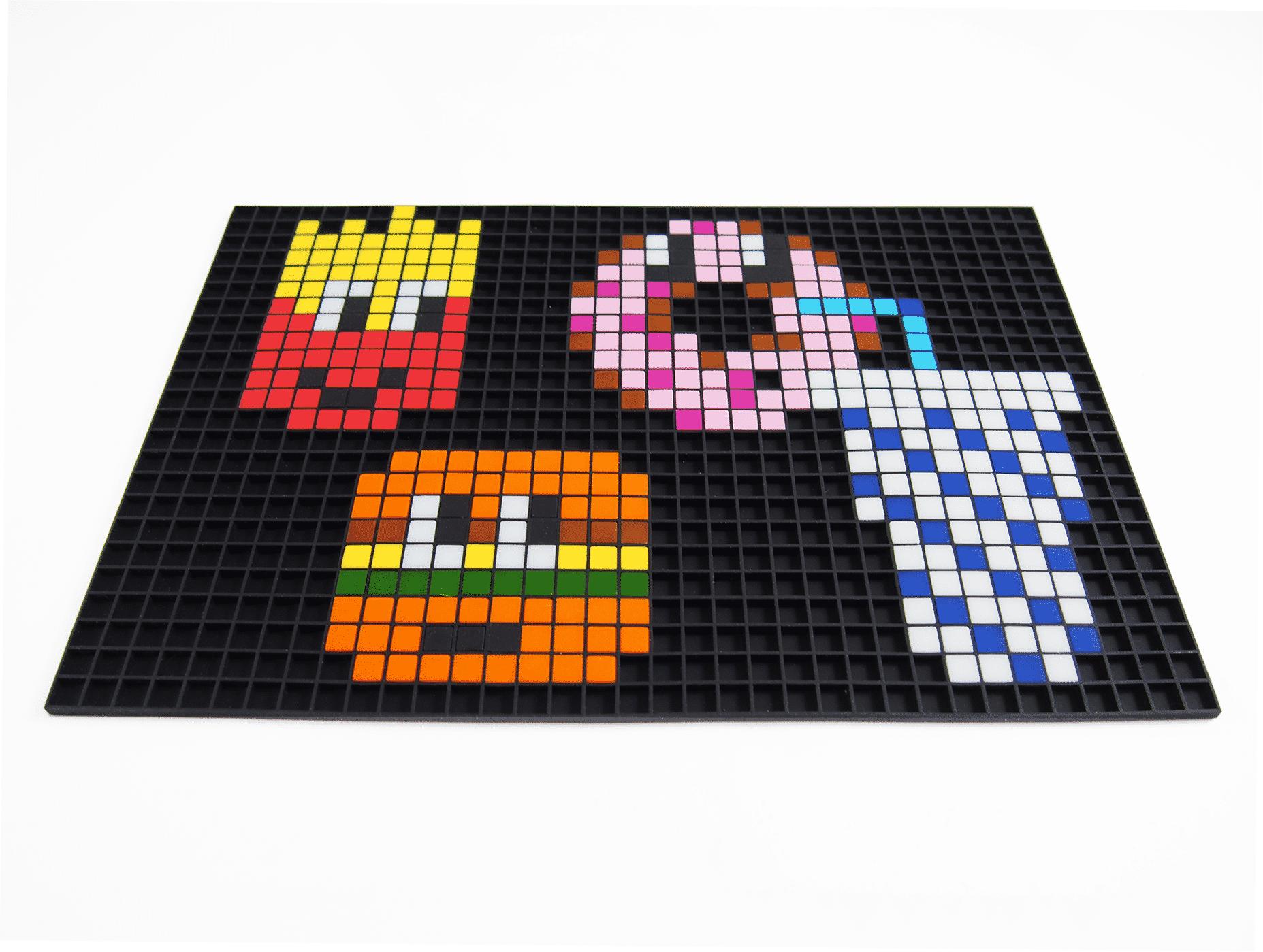 Burger Frites Pixel Art La Manufacture Du Pixel