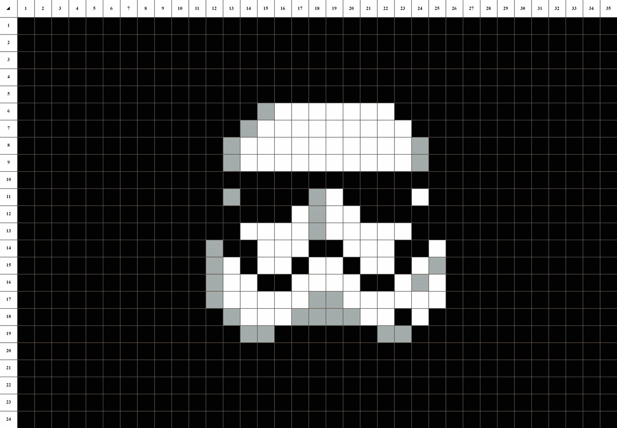 Stormtrooper Premier Ordre Star Wars Pixel Art La