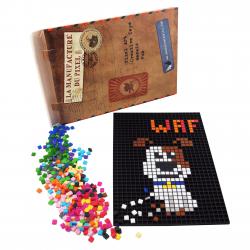 Kit tapis + 900 pixels
