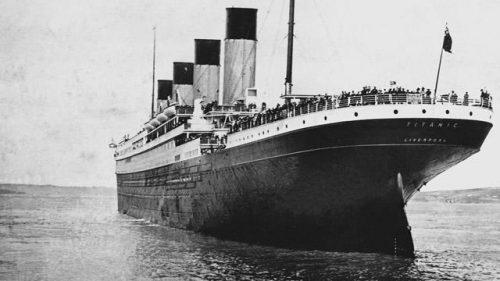 Complot Titanic histoire