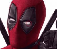Deadpool zoom pixel art